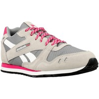 Shoes Men Low top trainers Reebok Sport GL1500 Pink-Grey