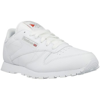 Shoes Men Low top trainers Reebok Sport CLASSIC LEATHER W White
