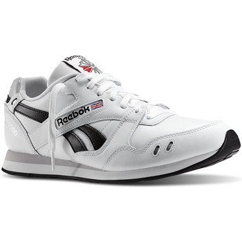 Shoes Men Low top trainers Reebok Sport GL 1500 Black-White
