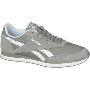 Shoes Men Low top trainers Reebok Sport Royal CL Jogger 2 Grey
