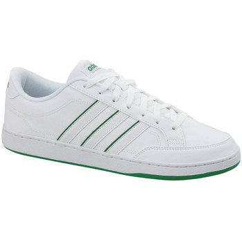 Shoes Men Low top trainers adidas Originals Courtset White-Green