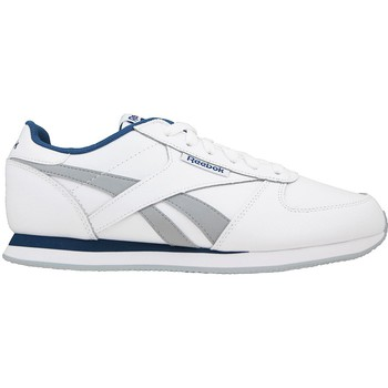 Shoes Men Low top trainers Reebok Sport Royal Cljogger Ltr White
