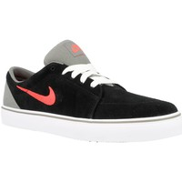 Shoes Men Low top trainers Nike Satire Black-Grey