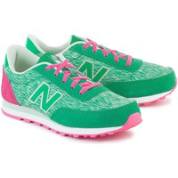 Shoes Girl Low top trainers New Balance Classics Traditionnels 501 Green