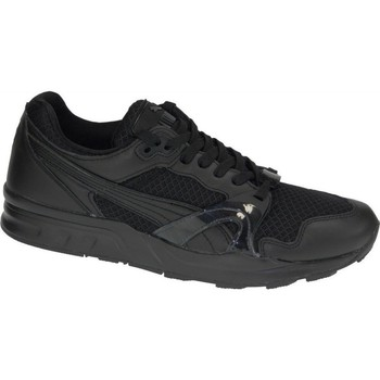 Shoes Men Low top trainers Puma Trinomic XT Yin Yang Black