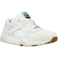 Shoes Men Low top trainers Puma R698 White ON White White