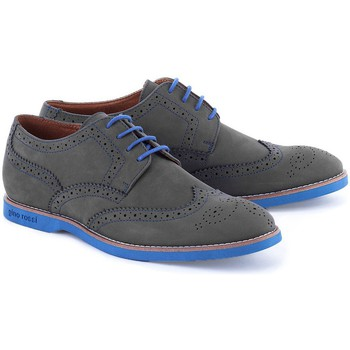 Shoes Men Derby Shoes Gino Rossi Arena Grey