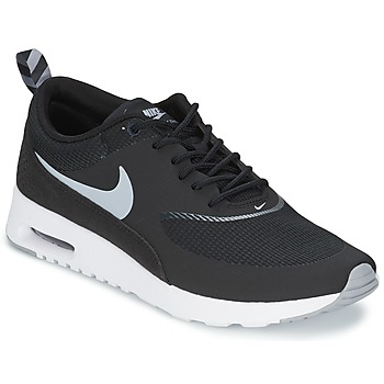 Shoes Women Low top trainers Nike NIKE AIR MAX THEA Black / Wolf