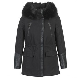 Clothing Women Parkas Betty London FOUINI Black