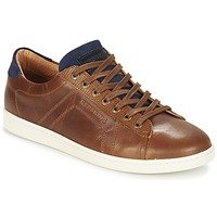 Shoes Men Low top trainers Redskins ORMIL Cognac / Marine