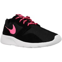 Shoes Men Low top trainers Nike Kaishi GS Pink-Black-White