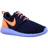 Shoes Boy Low top trainers Nike Roshe One GS Orange
