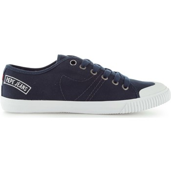 Shoes Men Low top trainers Pepe jeans Roddick Basic PMS30217 Navy blue