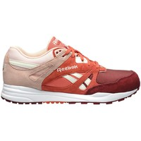 Shoes Women Low top trainers Reebok Sport Ventilator Red-White-Pink