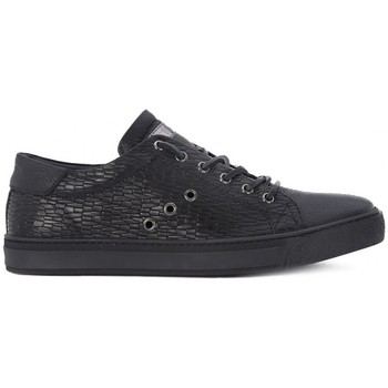Shoes Men Low top trainers Stokton CERMIS  BLACK    121,6