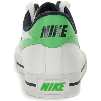 Shoes Boy Low top trainers Nike Sweet Classic Gsps White