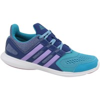 Shoes Boy Low top trainers adidas Originals Hyperfast 20 K Blue