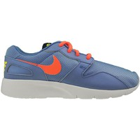 Shoes Boy Low top trainers Nike Kaishi GS Blue