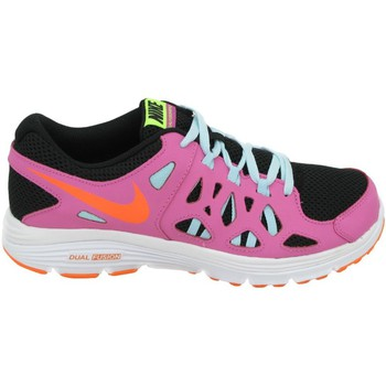 Shoes Girl Low top trainers Nike Dual Fusion Run 2 GS Violet