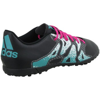 adidas  X 154 TF  girlss Childrens Shoes (Trainers) in Black