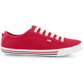 Shoes Men Low top trainers Helly Hansen Fjord Canvas 10772 Pink