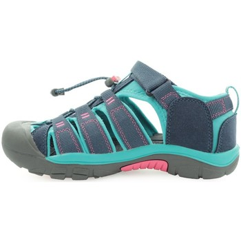 Shoes Boy Sandals Keen Newport H2 Youth Midnight Navy Baltic Navy blue