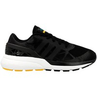 Shoes Men Low top trainers adidas Originals Cloudfoam Flow White-Black