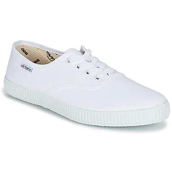 Shoes Low top trainers Victoria 6613 White