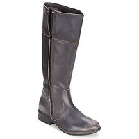 Shoes Women High boots Esprit JONA BOOT Black
