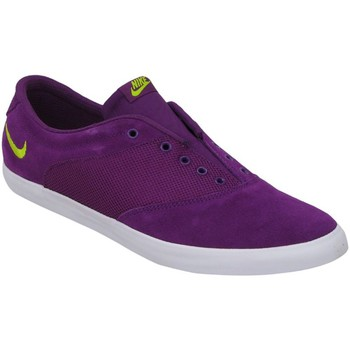 Shoes Women Low top trainers Nike Wmns Mini Sneaker Violet