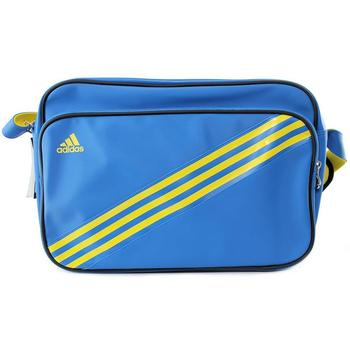 adidas  Enamel 3S M  mens Messenger bag in blue
