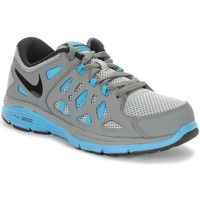 Shoes Boy Low top trainers Nike Dual Fusion Run 2 GS Grey