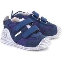 Shoes Children Shoes Biomecanics Deportivo Navy blue