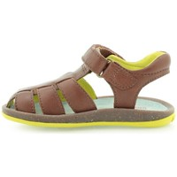 Shoes Boy Sandals Camper Bicho Kids Sella Glenn Bicho Apple Brown