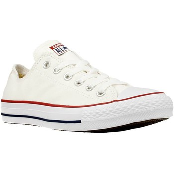 Shoes Men Low top trainers Converse Chuck Taylor All Star OX White