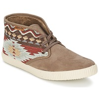 Shoes Women Hi top trainers Victoria 16701 TAUPE