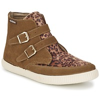 Shoes Women Hi top trainers Victoria 16706 Brown