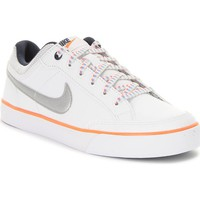 Shoes Boy Low top trainers Nike Capri 3 Ltr GS White