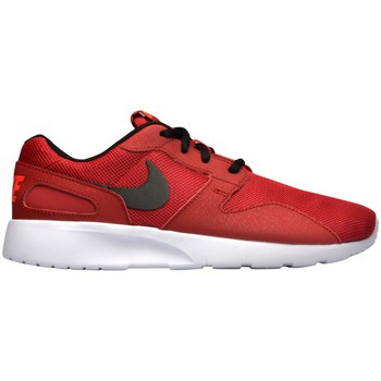 Shoes Boy Low top trainers Nike Kaishi Black-Red
