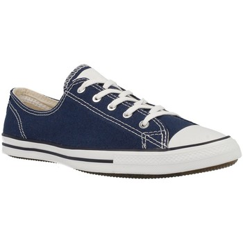 Shoes Women Low top trainers Converse CT Fancy OX Navy blue