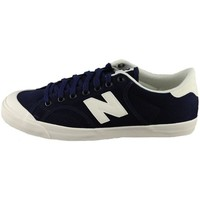 Shoes Men Low top trainers New Balance Lifestyle Navy blue-White