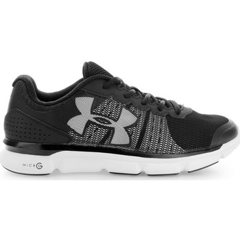 Shoes Men Low top trainers Under Armour 1266208 Black