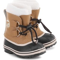 Shoes Children Snow boots Sorel Yoot Pac Brown