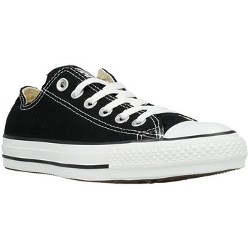 Converse  All Star OX Black  mens Shoes (Trainers) in Black