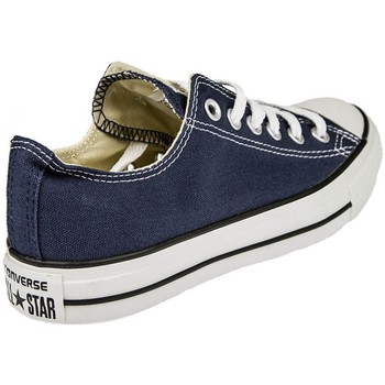Shoes Women Low top trainers Converse Chuck Taylor All Star OX White-Blue
