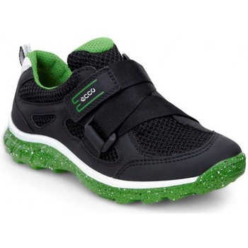 Shoes Boy Low top trainers Ecco Sportschuh Biom Trail Black-Green