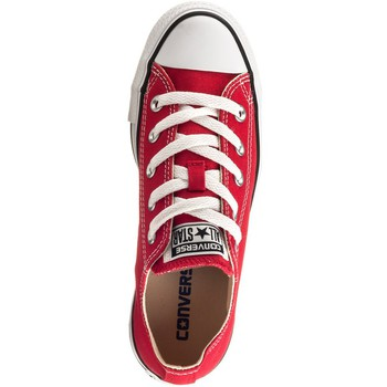 Shoes Women Low top trainers Converse Chuck Taylor All Star OX Red