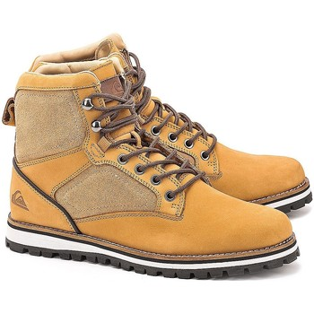Shoes Men Ankle boots Quiksilver Bronte Brown