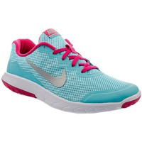 Shoes Women Low top trainers Nike Flex Experience Blue