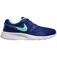 Shoes Women Low top trainers Nike Wmns Kaishi Blue-Navy blue-White